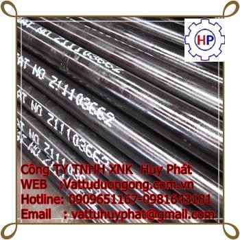 Thép ống đúc phi 21 (DN 15), ASTM A 106/API5L