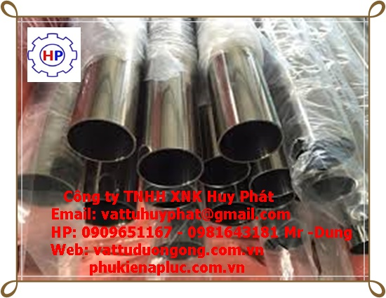 ỐNG INOX 316 VI SINH