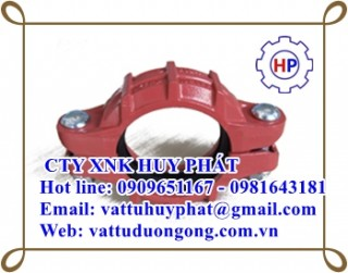 KHỚP NỐI RÃNH (GROOVED COUPLINGS)